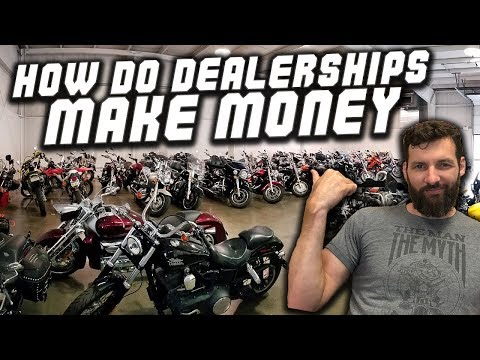 How do dealerships REALLY make money?