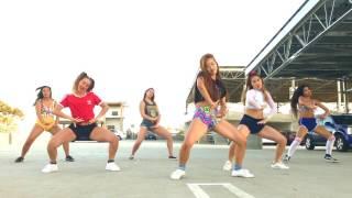 Jason Derulo - Swalla   Choreography by EUNIKAY
