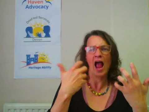 Plymouth Deaf Together Forum - 13th November