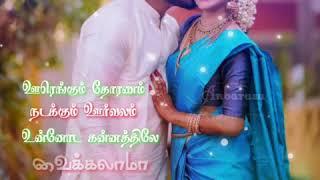 Tamil Whatsapp Status • Malaiyoram Maankuruvi Song • @AM EDITS