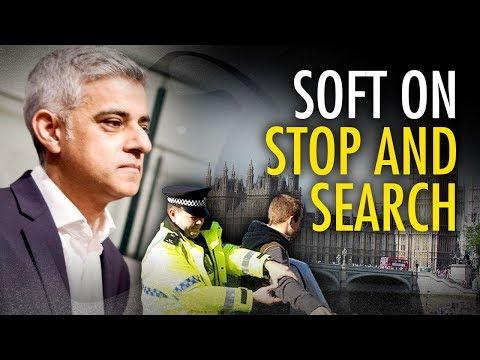 "Is Mayor Sadiq Khan U-Turning on ""Stop & Search""? | Jack Buckby"