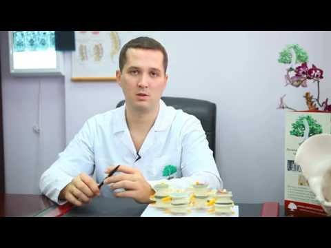 Протрузия диска - лечение, диагностика и симптомы