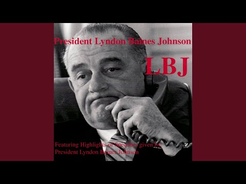 D. K. Smith - October 22, 1965 President Lyndon Johnson signs Highway Beautification Act