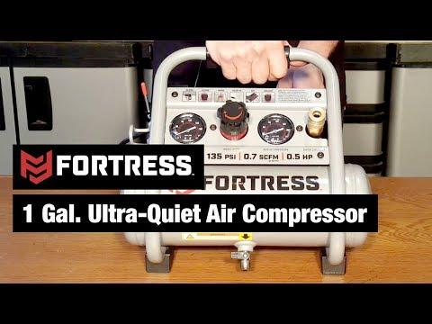 fortress-1-gal.-ultra-quiet-air-compressor