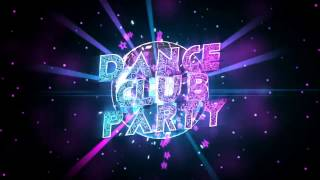 """""""Dance Club Party Promo"""" - Adobe After Effects Motion Graphic Template Download"""