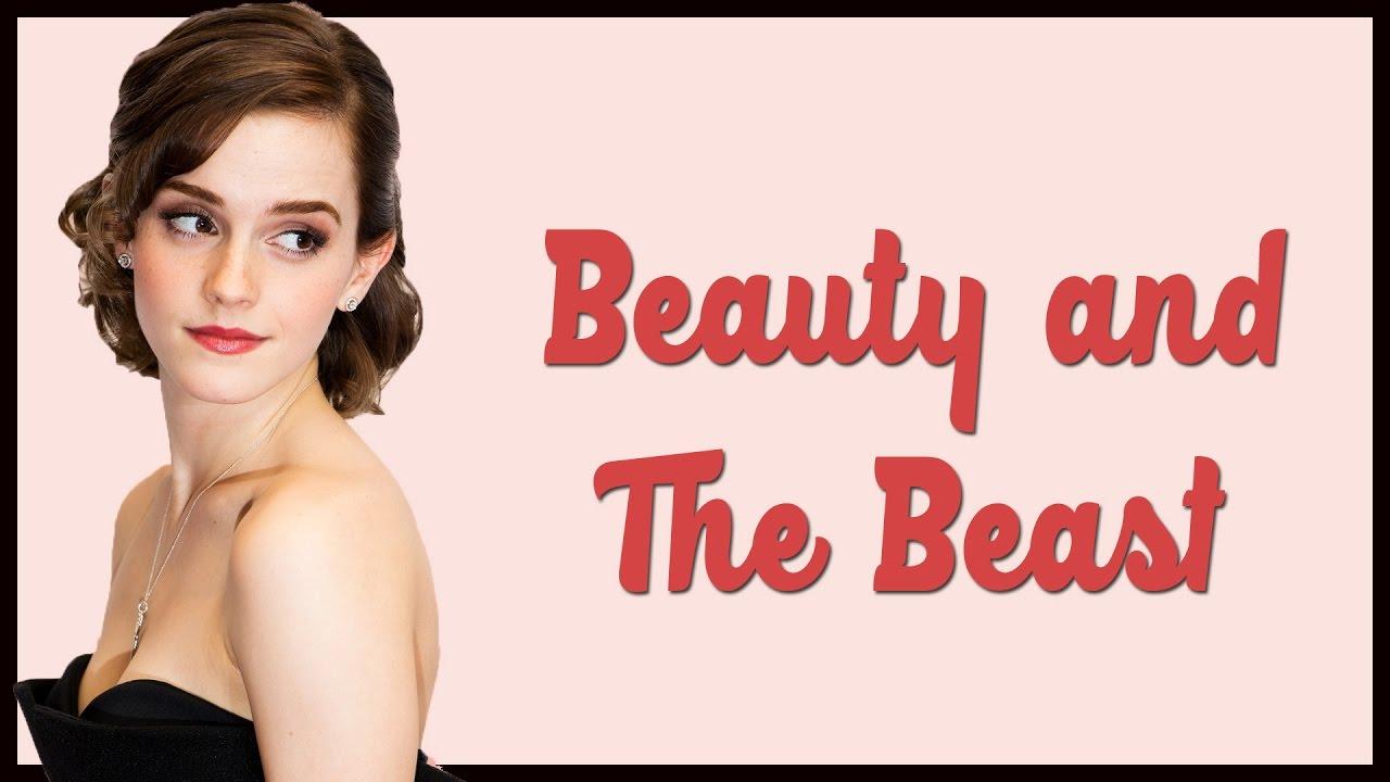 Beauty and The Beast Lyrics - Chase Holfelder with KHS ...