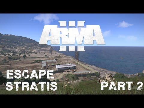 Arma 3 Alpha - Escape Stratis: Part 2