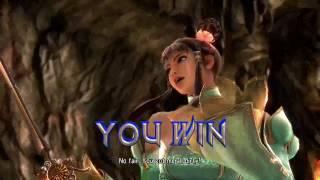 SoulCalibur V (Xbox 360) Arcade as Leixia