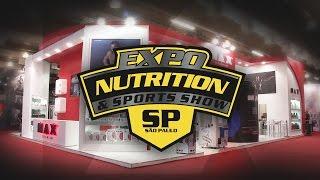 Max Titanium - Expo Nutrition 2015