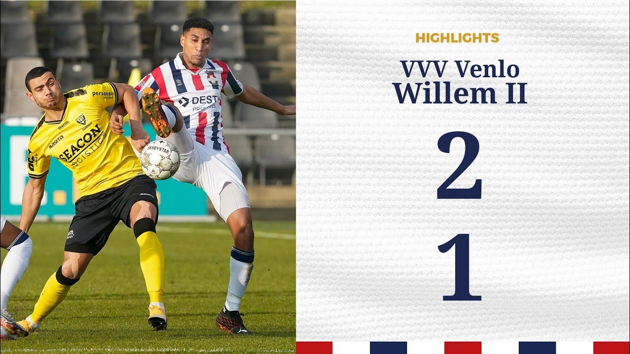 ВВВ-Венло  2-1  Виллем II видео