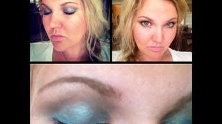 Turquoise Eye Tutorial