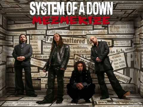 System of a Down -  Holy Mountains Lyrics