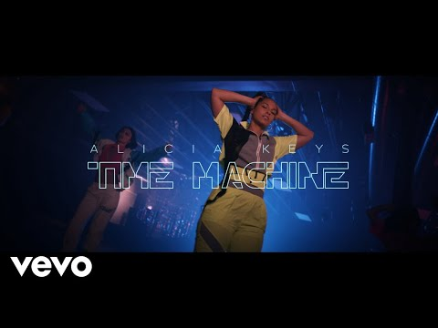 "Alicia Keys - ""Time Machine"" (Video)"