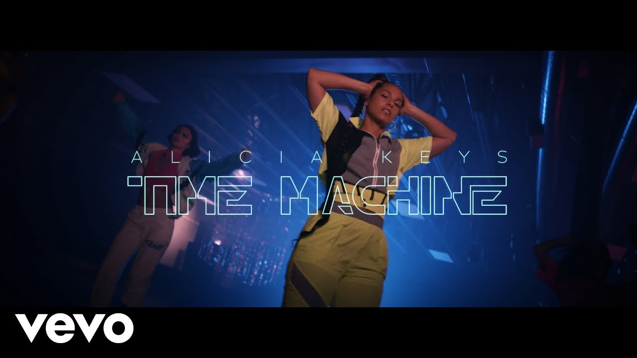 alicia-keys-time-machine-official-video