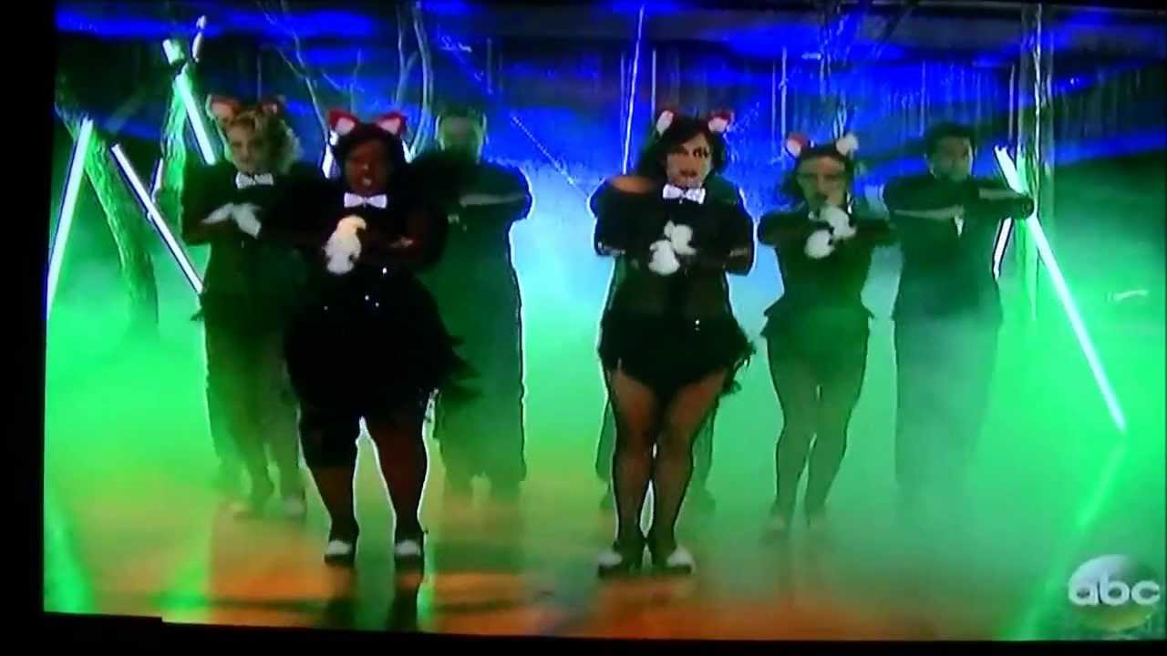 DWTS What Does the Fox Say - YouTube - photo#49