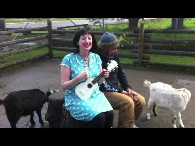 Baby Goats-Carolyn Mark