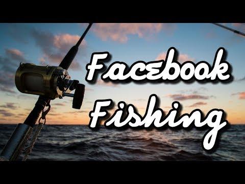 """Facebook Fishing- """"Good Guy Dan (03-19-2019)"""