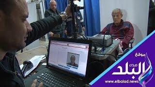 وزير الداخلية يوفد مأمورية أحوال مدنية لنزلاء دور المسنين والأيتام.. فيديو