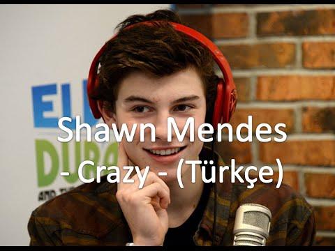Shawn Mendes - Crazy - (Türkçe Çeviri)