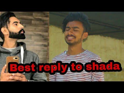 Reply to shada by parmish verma - Maha Mental