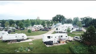 Harvest Farm Campground Resort: We do camping!