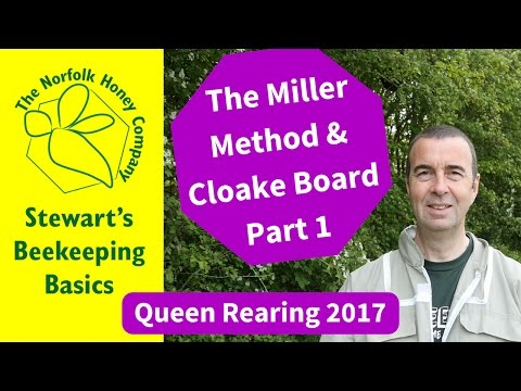 The Miller Method and Cloake Board -  Part 1