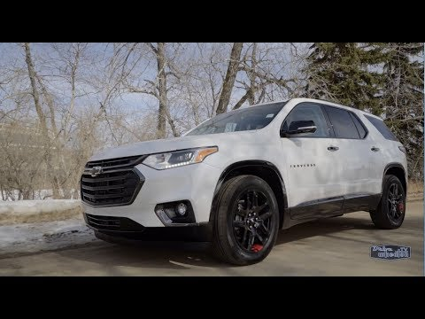 Jim Glover Tulsa >> 2019 Chevrolet Traverse Premier Review - Chevrolet Cars ...