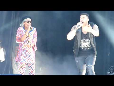 TECHNOTRONIC - Get Up (Before The Night Is Over) live in Copenhagen 27 May 2017