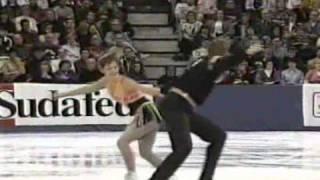 Offner & Cox - 1995 U.S. Figure Skating Championships, Pairs' Short Program