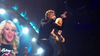 "5/25/13 Rolling Stones Toronto ""IORR w/Carrie Underwood"""