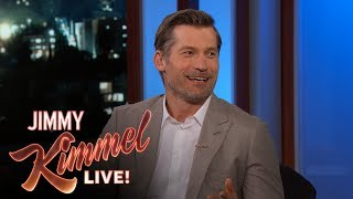 Nikolaj Coster-Waldau Took Pictures for Google Maps