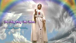 Nụ Hồng Dâng Mẹ Maria - Karaoke