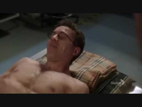 Brian Dietzen Shirtless Jimmy from TV Series NCIS