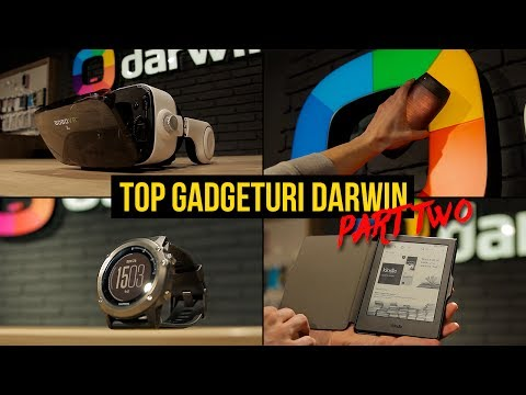 TOP Gadgeturi Darwin: Part Two