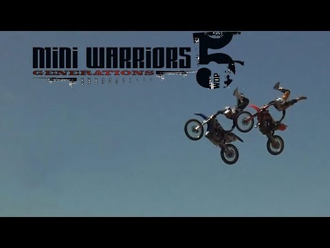 Mini Warriors 5: Generations - Official Trailer - Working Dog Productions