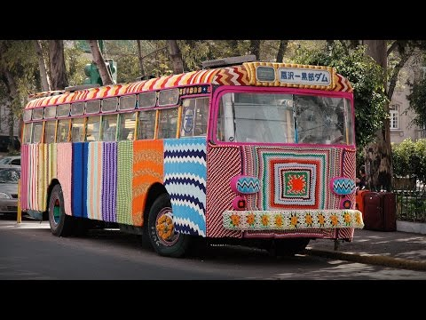 How yarn bombing grew into a worldwide movement | Magda Sayeg