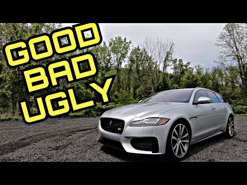 2019 Jaguar XF Sportbrake Review: The Good, The Bad, & The Ugly