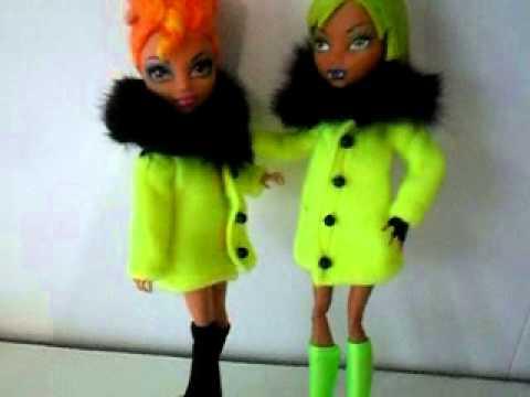 Как сделать куртку для куклы фото 344