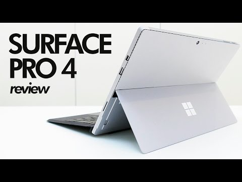 Surface PRO 4 Review em Português