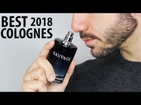 BEST MEN'S COLOGNES FOR 2018 | My Top 7 Favorite Fragrances