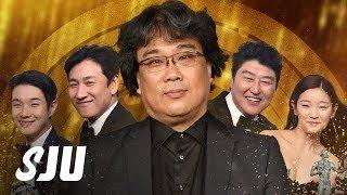 Oscar Reactions: Parasite Wins Big & More! | SJU