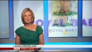 BBC World News America (Royal Baby Edition)
