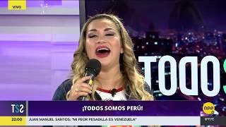 Todo Se Sabe │Entrevista a la cantante Rosa Flor