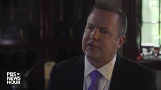 Corey Stewart questions whether a white nationalist movement exists