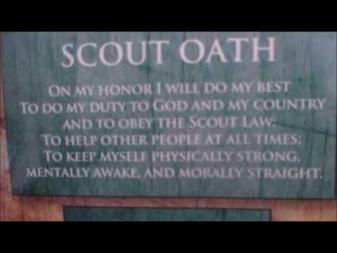 scout oath sung to