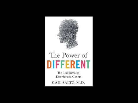 "Open Mind Event ""The Power of Different"" with Dr. Gail Saltz"