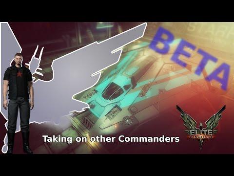 Taking on other Commanders - Elite: Dangerous Premium Beta 1.0 |