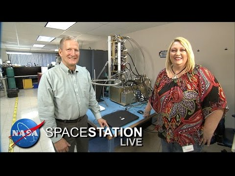 Space Station Live: Packed Bed Reactor