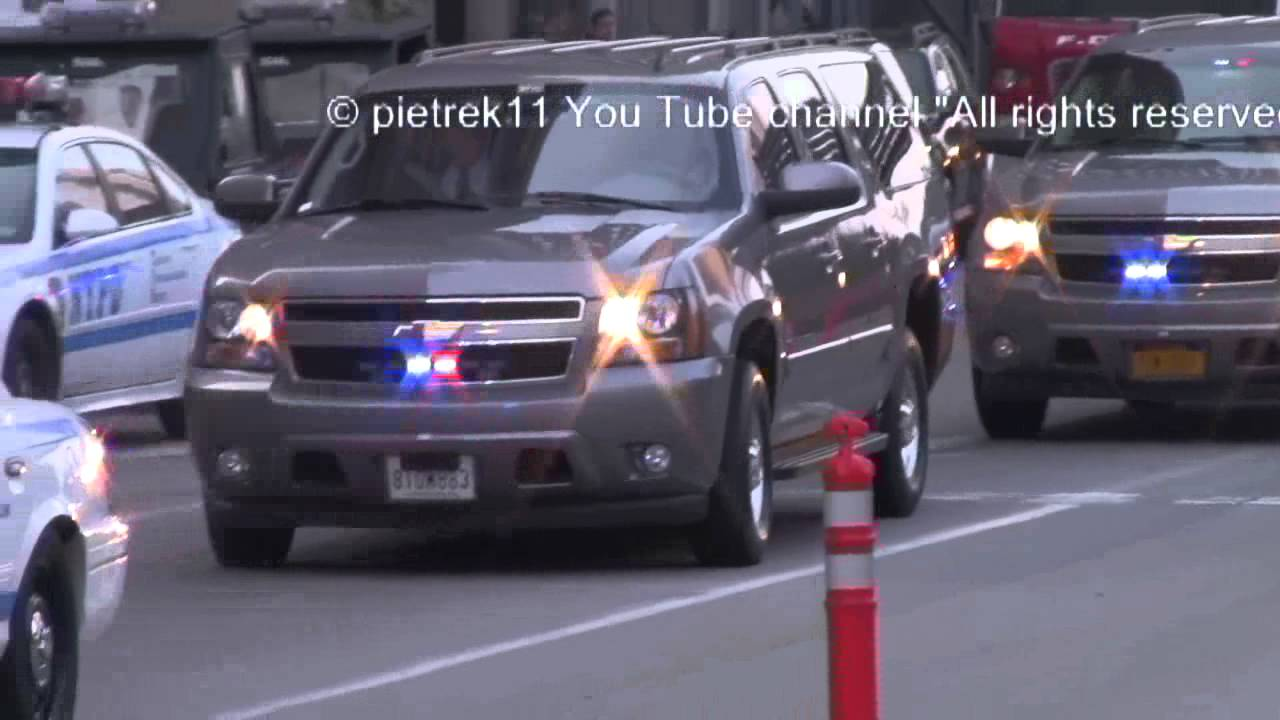 UNMARKED POLICE VEHICLES OF NEW YORK 2014 HD © - YouTube