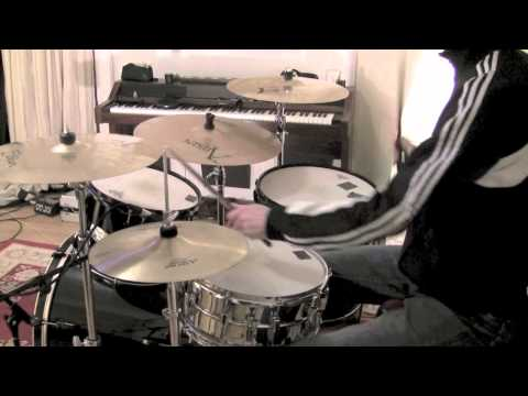 How To Play Decode by Paramore on Drums - The Drum Ninja - Lesson